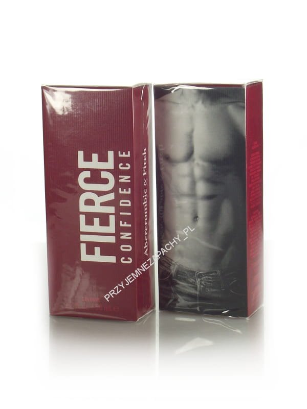 ABERCROMBIE & FITCH FIERCE CONFIDENCE EDC 50 ML UNBOX